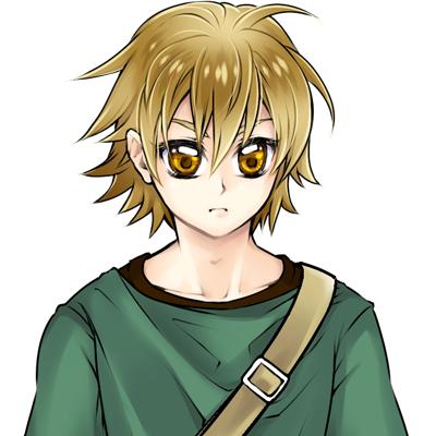 キャラクター_タヌ